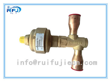 Cina ETS Series Air Conditioner Expansion Valve ETS250 034G2601 CE, ROHS R22, R134A, R404A, R410A Distributor