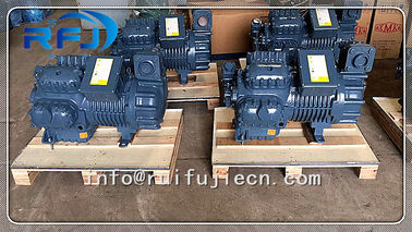 Cina Belgia Semi Hermetic Refrigeration Compressor D6DT-200X 20HP Horse Power Distributor