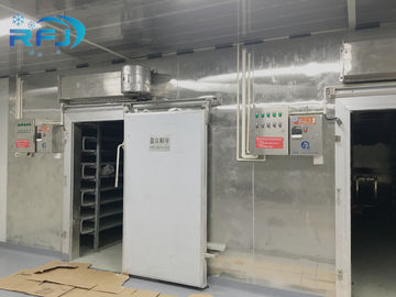 Cina Komersial Industri Cold Room Walk In Refrigeration Cold Room Volume Exterior pabrik